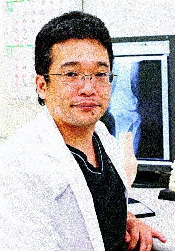 やました・たかしさん 2005年琉球大医学部卒。山梨大付属病院、富士川病院勤務などを経て2015年より国立病院機構甲府病院スポーツ・膝疾患治療センター勤務。日本整形外科学会専門医、日本人工関節学会所属。甲府市出身。