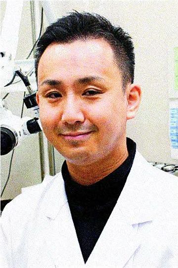 はつしか・きょうすけさん 2002年札幌医科大卒。同年山梨大耳鼻咽喉科・頭頸部外科入局。08年山梨大大学院卒。10年より山梨大耳鼻咽喉科・頭頸部外科助教。日本耳鼻咽喉科学会専門医。日本鼻科学会員。甲府市出身。