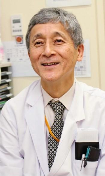 なかごみ・ひろしさん 1983年岩手医科大医学部卒。85年山梨医大(現山梨大医学部)第2外科入局。スウェーデン・カロリンスカ研究所留学などを経て99年から県立中央病院。2014年から、がんセンター局長。日本乳がん学会専門医、日本外科学会指導医、がん薬物療法専門医。甲斐市出身。