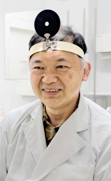 よしの・やすひろさん 1985年秋田大医学部卒業、同年、同大耳鼻科入局。91年から山梨病院勤務。耳鼻咽喉科専門医。千葉県出身。