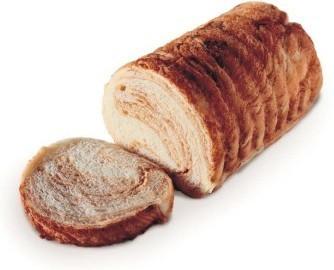 優しい甘さのメープルクリームが練り込まれた「メープルラウンド」。しっとり軟らかい食感で、老若男女に人気
