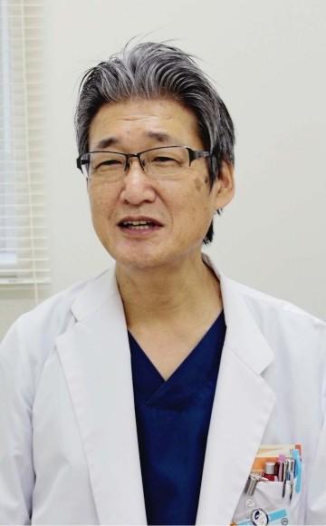 ほんだ・ゆうじさん 1987年山梨医科大(現山梨大医学部)卒、同年同大第一外科入局。2004年から富士吉田市立病院勤務。日本外科学会、日本消化器外科学会、日本消化器病学会の指導医。高知県出身。