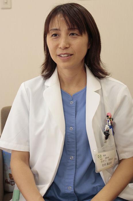 佐宗真由美(さそう・まゆみ)さん 2004年山梨大医学部卒。甲府共立病院での初期研修を経て、同病院循環器内科勤務。日本循環器学会専門医、日本心血管インターベンション治療学会専門医。横浜市出身
