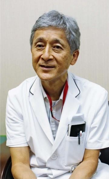 なかごみ・ひろしさん 1999年から山梨県立中央病院。がんセンター局長を経て2017年から副院長。乳腺専門医。がん薬物療法専門医。遺伝性腫瘍暫定指導医。甲斐市出身。
