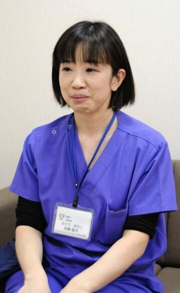 甲府共立病院消化器内科グループ長 加藤昌子医師