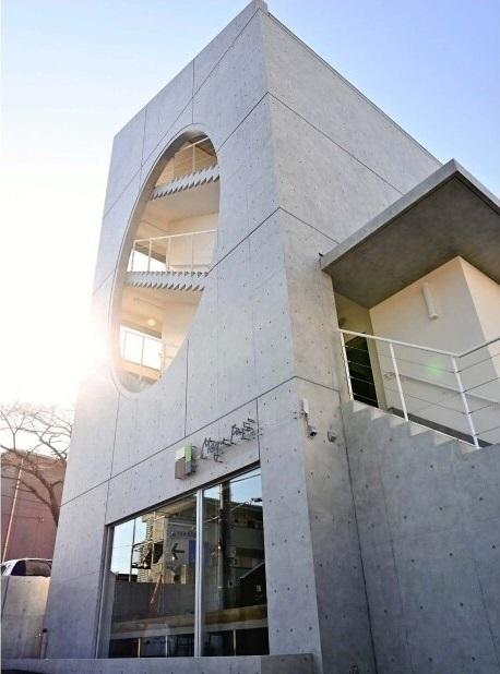 オープンしたホテルMeguFuji=富士吉田市上吉田2丁目