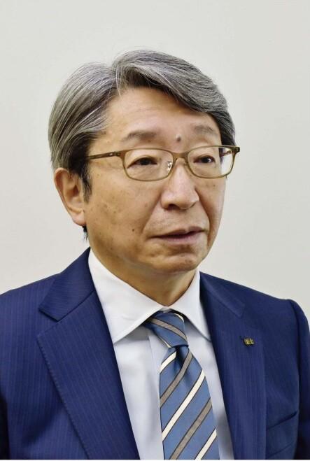 深沢良(ふかさわ・まこと)さん 甲府市出身。日大法学部卒。1982年4月、太平ビルサービスに入社。東京支店、横浜支店を経て2007年から甲府支店長を務め、昨年2月から現職。64歳。