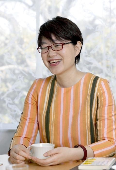 「フィンランド人はなぜ午後4時に仕事が終わるのか」を書いた大使館職員の堀内都喜子(ほりうち・ときこ)さん