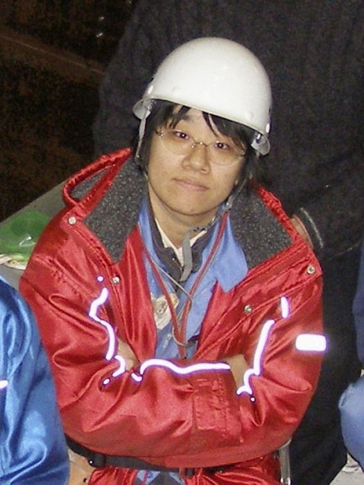 ニュートリノ研究で優れた女性科学者をたたえる猿橋賞を受賞した京都大准教授の市川温子(いちかわ・あつこ)さん
