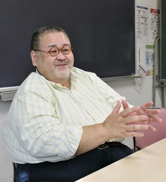 「水族館とイルカ」を巡る論文で棚橋賞を受けた神奈川大准教授、諸坂佐利(もろさか・さとし)さん