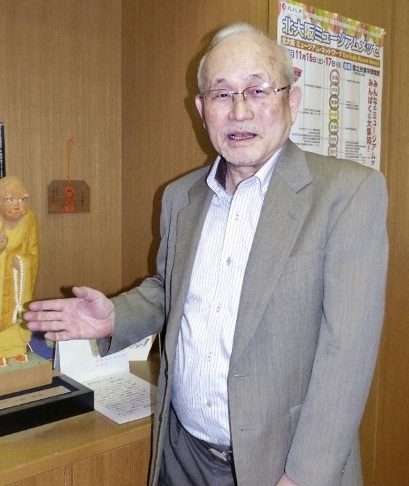 知の巨人、梅棹忠夫さんの構想メモを解読し、半世紀後に著作として出版した中牧弘允(なかまき・ひろちか)さん