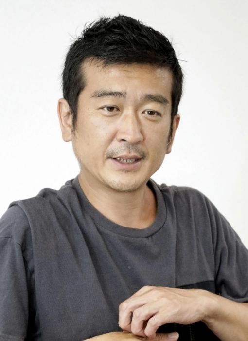 地域発の産直ネット通販普及に取り組む高橋博之(たかはし・ひろゆき)さん