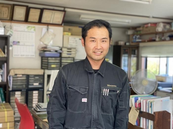 「お客様の急な要望に技術を持って全力で応える」と前澤和樹さん