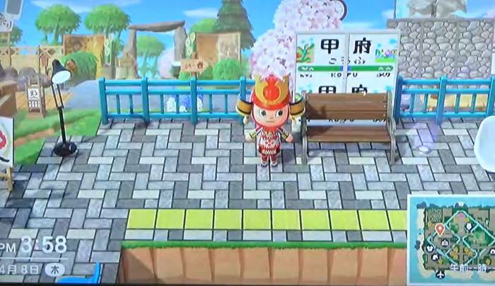 公開されたゲーム画面