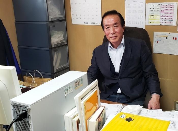 これからは「年輪経営」を目指したいと語る小松茂仁さん