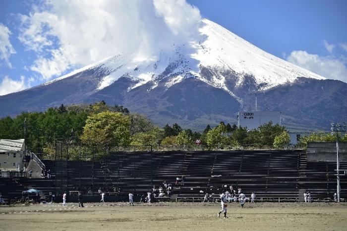 きょうの富士山(5月2日)