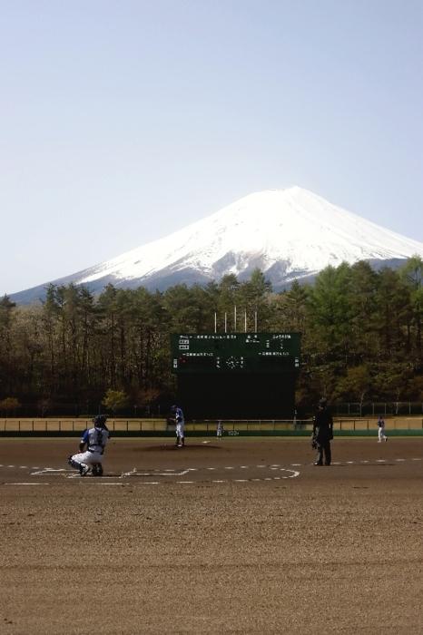 きょうの富士山(5月4日)