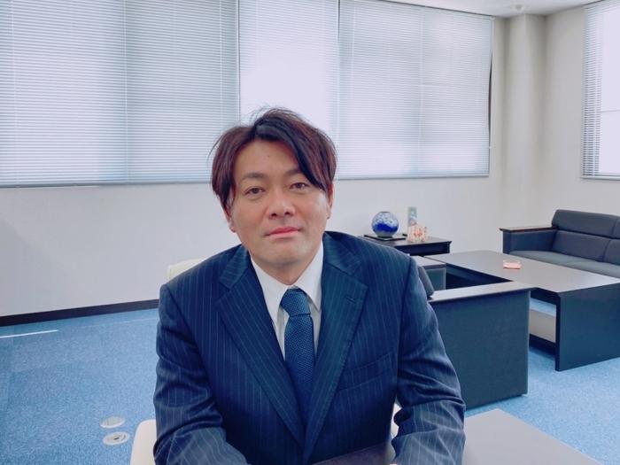 仕事は「共存共栄」を常に基本と考えている田中宏昌さん