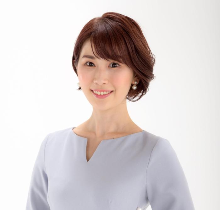 小松千絵アナウンサー