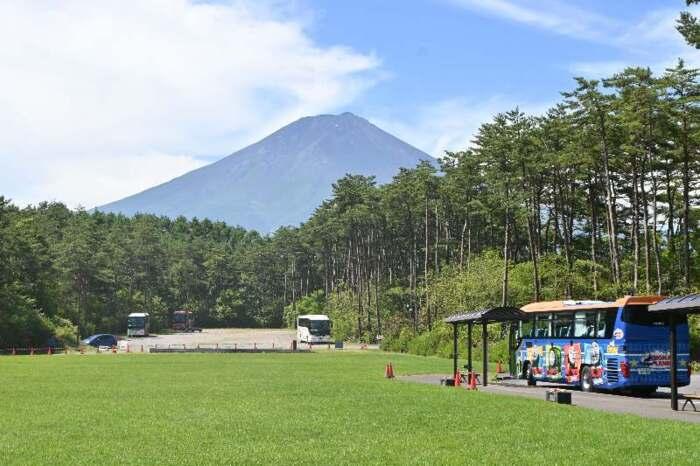 きょうの富士山(7月21日)