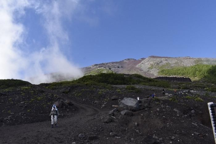 きょうの富士山(8月2日)