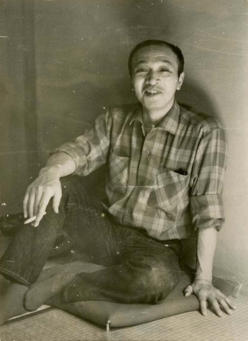 98年前の関東大震災の様子をつづった深沢七郎(1962年撮影)
