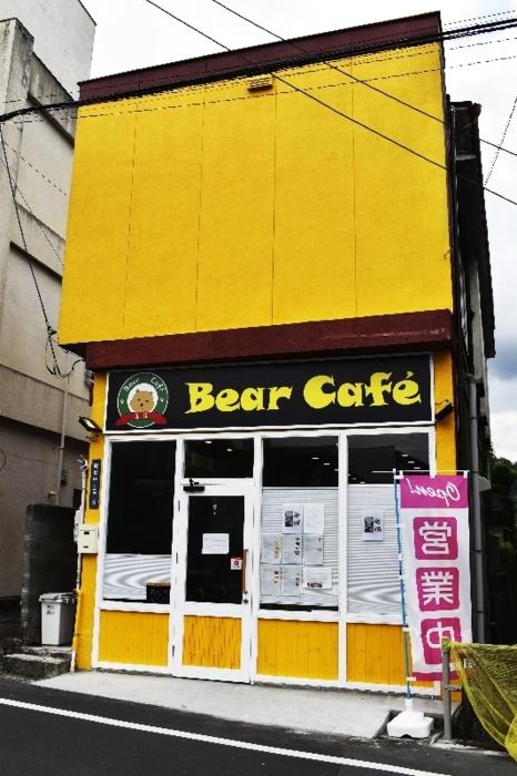 香港料理店「Bear Cafe」