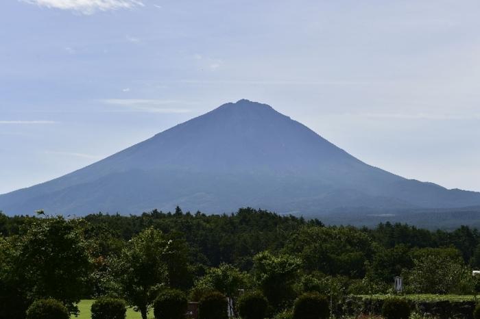 きょうの富士山(9月13日)