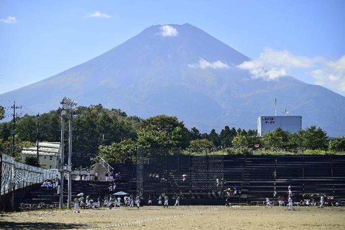 きょうの富士山(10月3日)