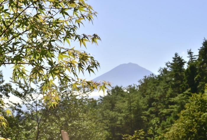 きょうの富士山(10月4日)